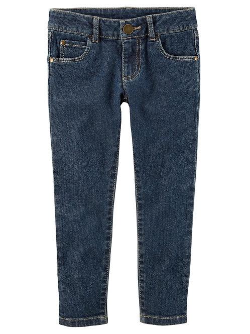 Pantalón  Mezclilla Azul Niña