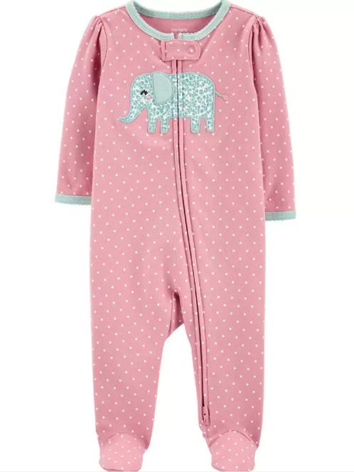 Pijama Algodón Elefante