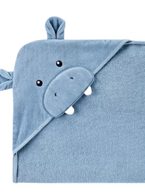 Toalla Hipopotamo 76 cm x 76 cm