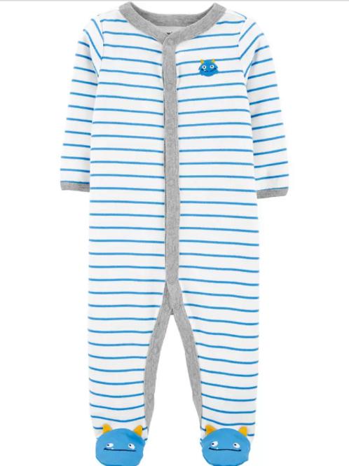 Pijama Rayas Monstruo