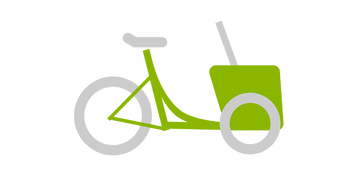 Hercules Lastenrad E-Bike Köln