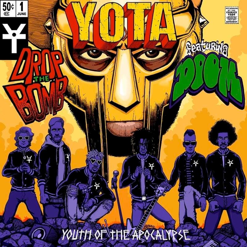 Artwork: YOTA x MF DOOM