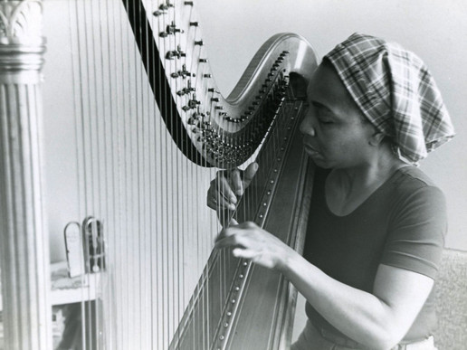 [Music] Dorothy Ashby (1932 - 1986)