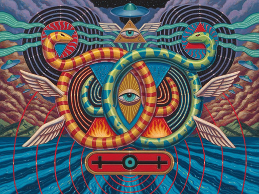 [Art/Spirituality] An interview with: Rick Jacobi