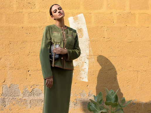 [Fashion/Sustainability] An interview with: Anzela Abbasi