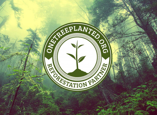 [Sustainability] Partnership with One Tree Planted
