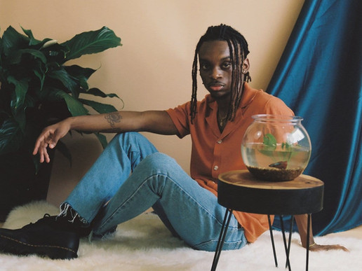 [Music] A conversation with Flwr Chyld