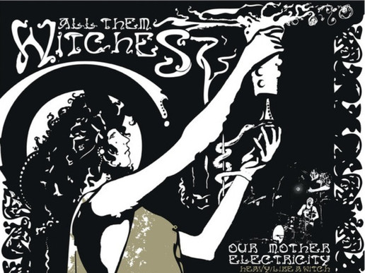 [Music] All Them Witches: A chat with Robby Staebler