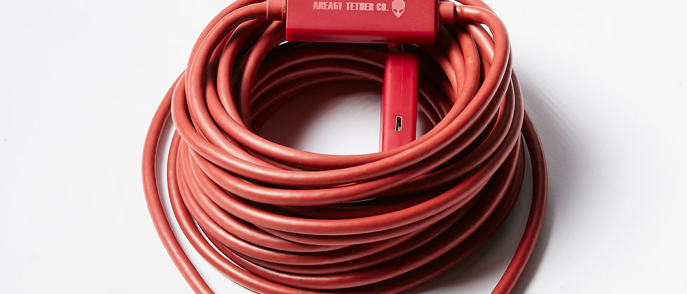 Area51 Tether Co - Los Alamos USB-C Tether Cable (9.5m)