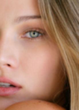 Young Beauty Closeup