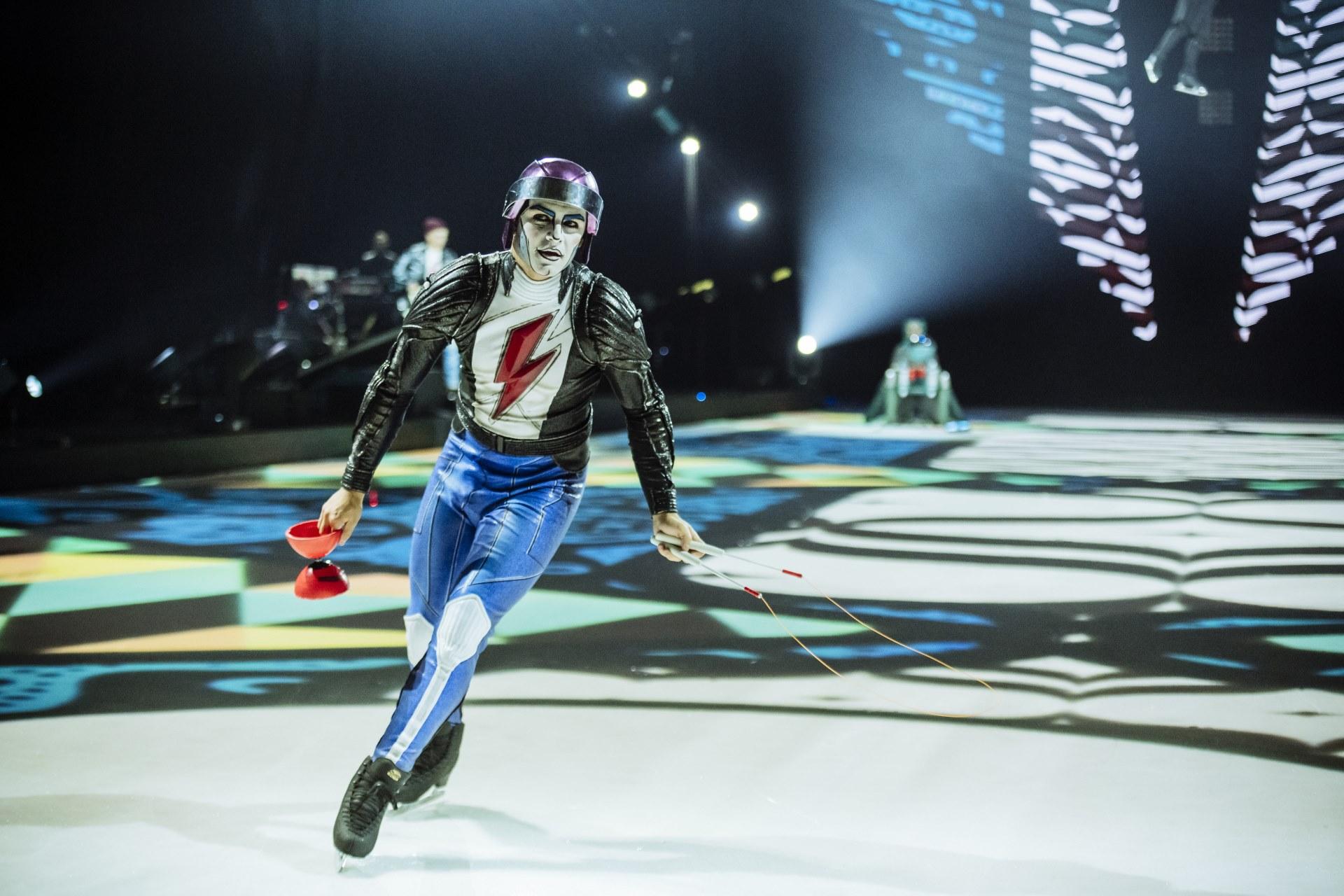 AXEL - Cirque Du Soleil