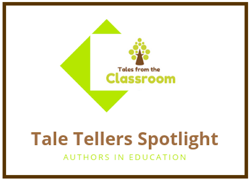 Tale Teller's Spotlight: Marty Glick