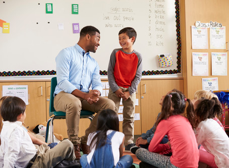 Profile of an Educator: Creating a Vision for Great Teachers
