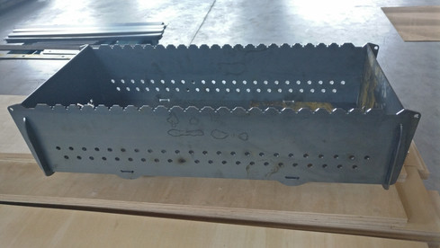 Custom ordere Lasercutting