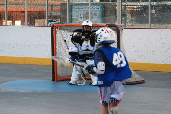Winter Box Lacrosse is Coming