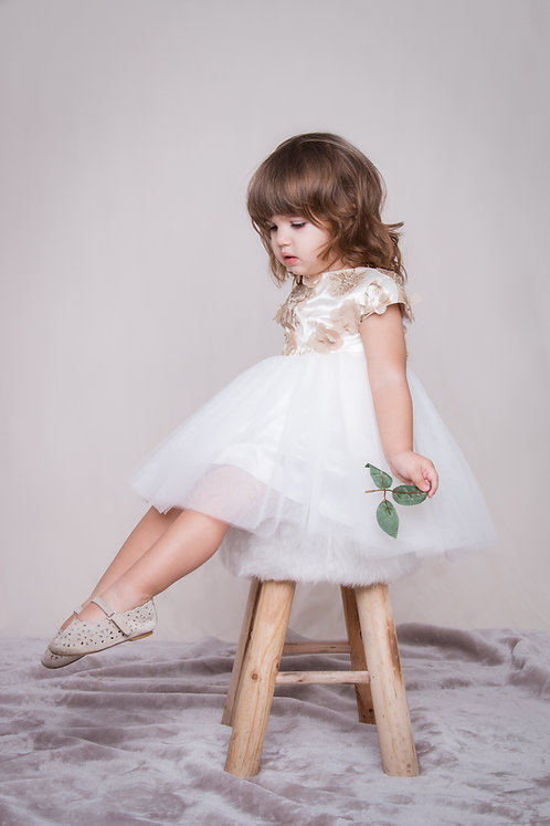 rochie de botez din dantela
