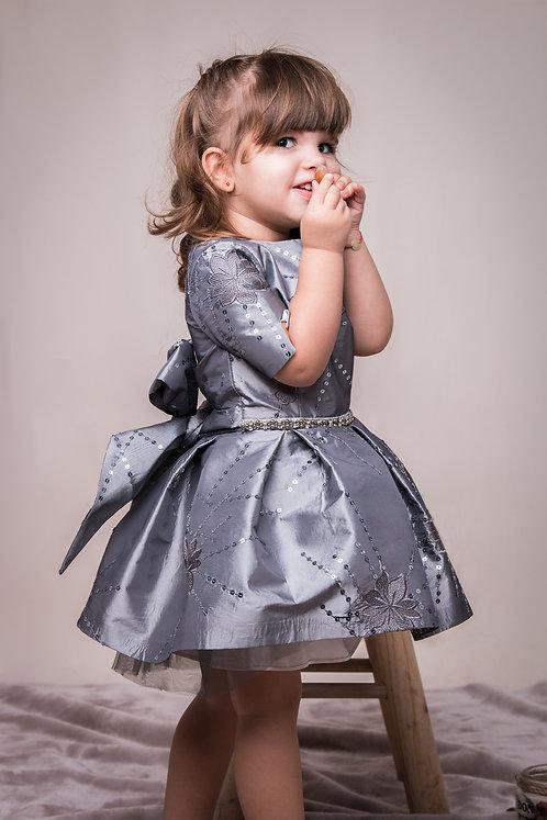 rochie fetite din tafta