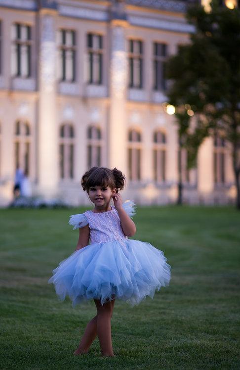 Rochie fetite pentru botez sau aniversare Serenity