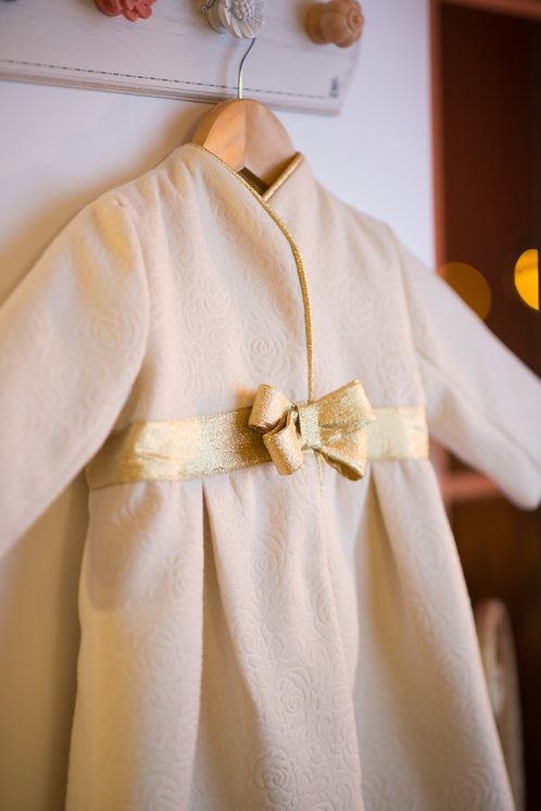 Paltonas Blanc d'Ivoire