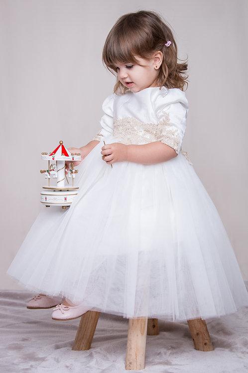 rochita de botez alba