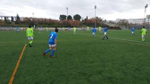 Juvenil Masculino 5 - 5 Escuela de Fútbol de Rivas A