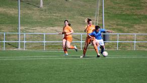 Juvenil Femenino 4 - 0 AD Fútbol Sala Chinchón