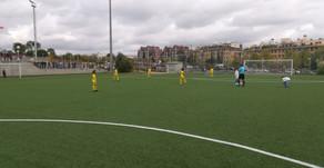 Alevín Femenino 1 - 4 Colegio Miramadrid