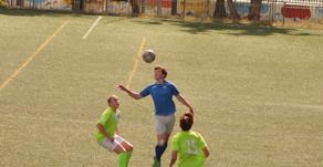 EF Rivas Vaciamadrid B 0 – 12 Cadete A