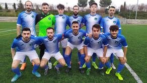 Aficionado Masculino 1 - 0 CFD Elida Olimpia