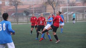 EF El Olivo de Coslada A 2 - 1 Aficionado Femenino