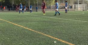 Parque Sureste B 0-6 Juvenil