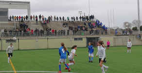 Alevín Femenino 0 - 4 Madrid CFF B