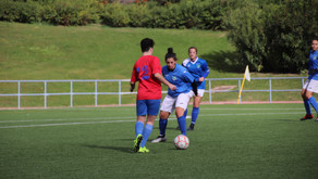 Aficionado Femenino 6 - 1 Vallecas CF