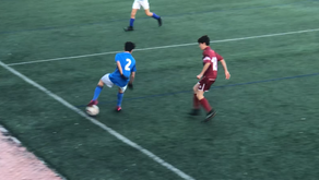 Juvenil Masculino 8 - 0 SAD ADC Parque Sureste B