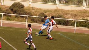SAD Fundación Rayo Vallecano C 2 – 3 Juvenil Masculino