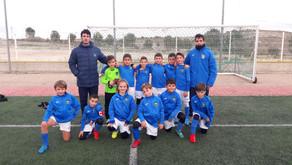 Benjamín 2011 B 2 - 0 AD Arganda CF C