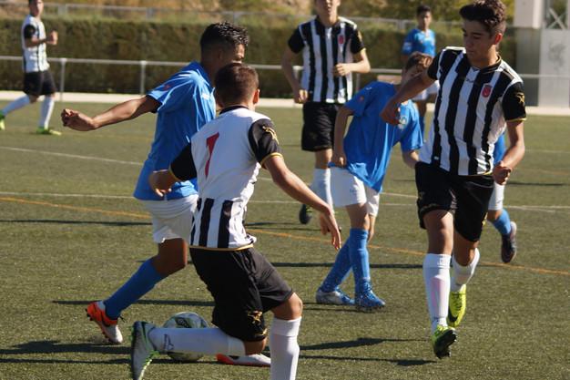 Sporting San Fernando De Henares A 6 2 Cadete