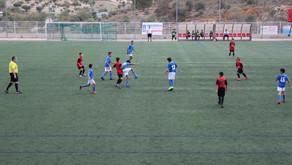 Escuela de Fútbol Arganda A 7 - 0 Alevín Masculino A
