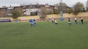 Vallecas CF A 8 - 0 Alevín Masculino C