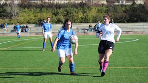 Juvenil Femenino 4 - 0 Madrid CF C