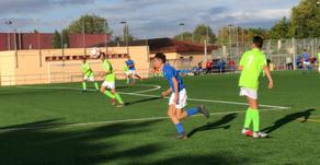 Cadete Masculino 3 -1 EF Rivas A