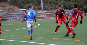 Juvenil Masculino 0 - 0 SAD Fundación Rayo Vallecano B
