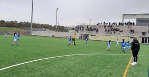 Colegio Miramadrid 3 - 0 Alevín Femenino