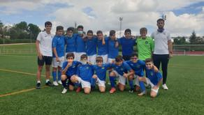 Infantil Masculino B 3 - 0 ACD Fátima