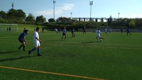 Juvenil Masculino 3 - 0 CD Chamberí