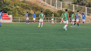 Juvenil Masculino 0 - 2 CD Fortuna A