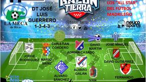 José Luis Guerrero, nombrado entrenador de la jornada por Balón a Tierra