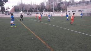CP Santa María del Pilar C 2 - 6 Juvenil Masculino