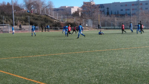 Alevín C 3 - 0 Rivas Fútbol Club E
