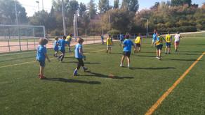 CD Sport Villa de Vallecas B 5 - 2 Alevín Masculino C